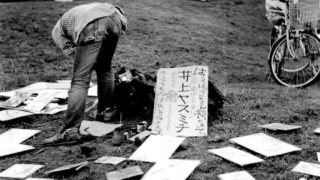 明日、あさって、一年で最も好きな「武蔵野はらっぱ祭り」でフェイスペイントしています。今年はポスターの絵も担当!