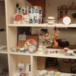 第1回 まち中つながる展示会に参加中。椎名町と東長崎のカフェなど3店舗で展示していただいてます。