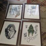 明日4/27(水)~5/1(日) 名古屋で開催の第10回昭和区平和美術展で『戦争のつくりかた』の原画展示!