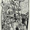 1/10~17、4年ぶりの作品展開催です!新宿ゴールデン街の2FがギャラリーなバーFLAPPERにて!