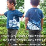 通販に染めTシャツ新柄「うまくいくよ」を追加