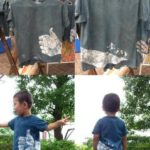 2010手描き染めTシャツ新柄「うまくいくよ」