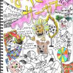 7/2(土)3(日)埼玉県富士見市の文化会館キラリふじみにてサーカスバザール開催、変身工作ワークショップします!
