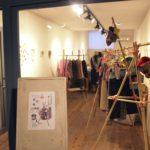 国分寺カフェスローのギャラリーで開催中のつるかめ屋の展示内で僕の絵もたくさん展示販売しています。プチ個展状態!