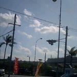 沖縄に着きました
