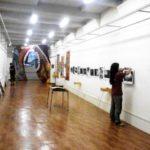 土、日、埼玉皆野町であしのうらまつり!会場内では既に火曜から美術展も開催中